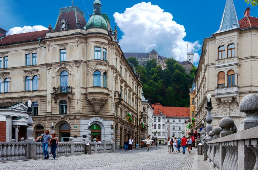 Visit Ljublijana and relieve your stress