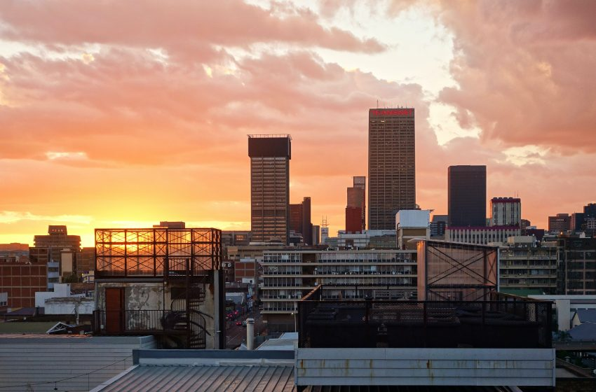 Johannesburg…The City of Gold